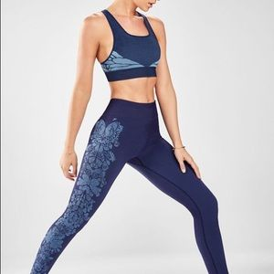 Fabletics seamless butterfly set